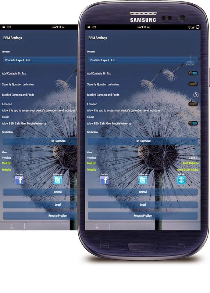 BBM-ID Transparent Only Versi 2.8.0.21 APK